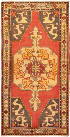 "Turkish Melis 4'.3"" x 8'.5"""