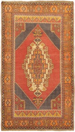 "Turkish Anatolian 4'.1"" x 7'.3"""