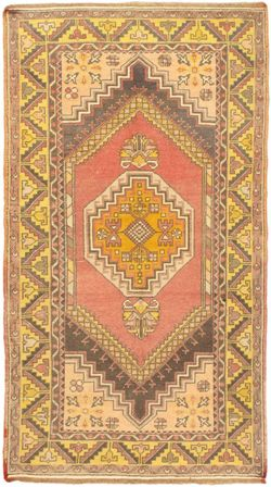 "Turkish Anatolian 3'.9"" x 7'x1"""