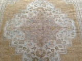"#411 Muted Turkish oushak 7'.5""x11'.8"""